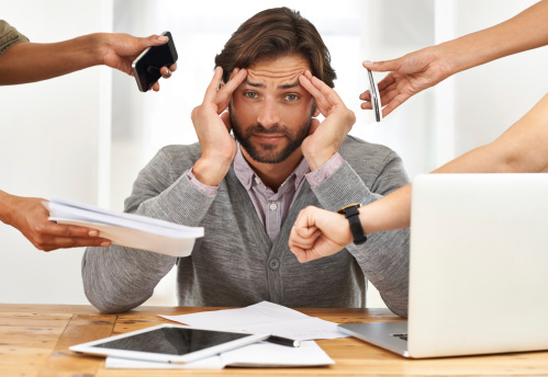 Six Steps to Reducing Work Stress