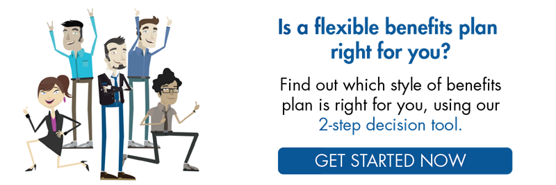 Learn which benefits plan is right for you using our 2-step decision tool